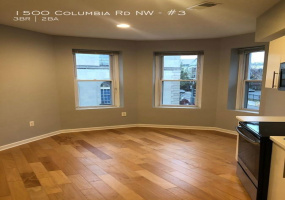 1500 Columbia Rd NW,Washington,District Of Columbia 20009,3 Bedrooms Bedrooms,2 BathroomsBathrooms,Apartment,Columbia Rd,1276